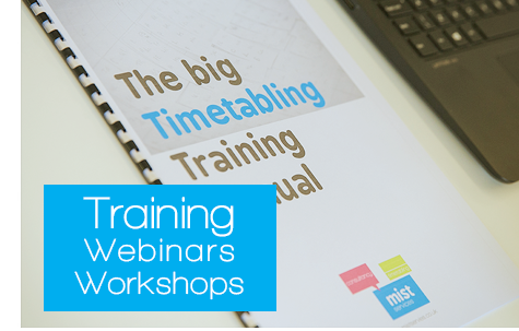 Timetabling Training Courses